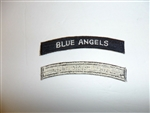 b8634 US Navy Blue Angels Demonstration Team Naval Air Training tab blk IR19B