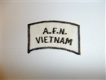 c0469 Vietnam AFN Armed Forces Network black border R9E