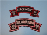 b8364 US Army Vietnam Troop C 16th Cavalry Air Cavalry IR36A