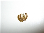 vnd38 RVN Vietnam Air Service ribbon device gold wreath 1st Grade Hang R14D39