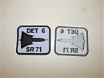 e0059 US Air Force DET 6 SR 71 IR16C