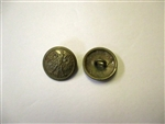 e0146s WW2 Polish Army Metal Tunic Buttons  Poland IR17E