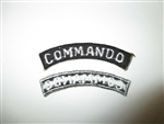 e0364 Iraqi War On Terror Commando patch IR18D