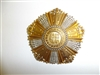 0295 RVN National Order of Vietnam Grand Cross  2nd class Breast Badge IR5T
