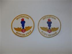 b2966 WW 2 Civilian patch Liberty Aircraft Company R12A