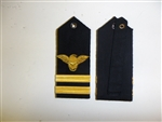 b1606p WW 1 US Navy Naval Aviator with device, Lt, Lieutenant pair USN IR32E
