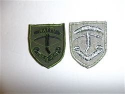 b1194  Australian Army Training Team Vietnam patch cotton Australia IR17C