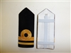 b3248p Vietnam RVN Navy Shoulder Hard Board Trung Uy Lieutentant JG Lt pair IR9B