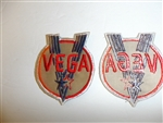 b3275 WW 2 Civilian Aviation patch Vega R12A