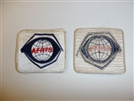 c0429 2000's Era Armed Forces Radio T.V Service AFRTS Patch R9E
