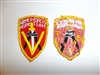 c0445 Vietnam Armed Forces Mopic Team Patch Hand Emroidered cut edge R9E