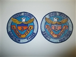 b6384 USCG Vietnam US Coast Guard Squadron Three 1968 IR25C