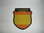 WWII German Army Volunteer Sheild Espana