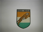 WWII German Army Volunteer Sheild Freise Indien