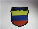 WWII German Army Volunteer Sheild Don Cossack 1st