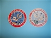 b1509 US Navy WWII - Korea Naval Parachute Unit patch IR35D