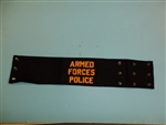 Vietnam era Armband Armed Porces Police narrow