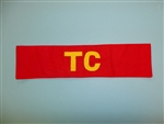WWII US Army Armband TC Transportation Corp