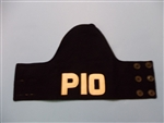 Vietnam era US Army Armband PIO Public Information Officer