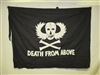 flag27v2 Vietnam Special Forces Flag Death From Above 3 teeth missing W10B