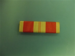vrb25 RVN Training Service 1st class ribbon bar R14