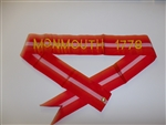 wst12 US Army Streamer Revolutionary War Monmouth 1778