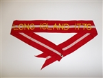 wst6 US Army Streamer Revolutionary War Long Island 1776