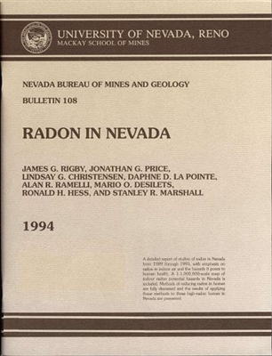 Radon in Nevada