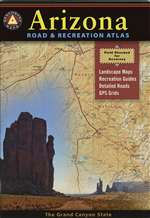 Arizona road & recreation atlas