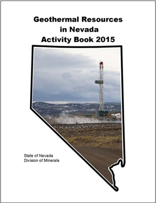 Geothermal resources in Nevada: Activity book 2015