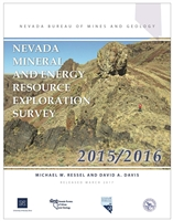 Nevada mineral and energy resource exploration survey 2015/2016