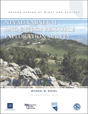 Nevada mineral and energy resource exploration survey 2017/2018