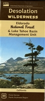 A guide to the Desolation Wilderness (Eldorado National Forest and Lake Tahoe Basin Management Unit)