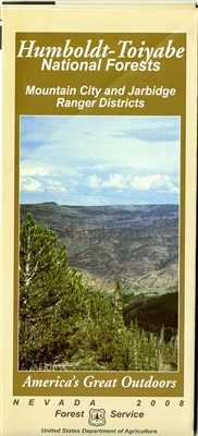 Mountain City and Jarbidge Ranger Districts (Humboldt-Toiyabe National Forest)