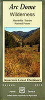 Arc Dome Wilderness (Humboldt-Toiyabe National Forests)