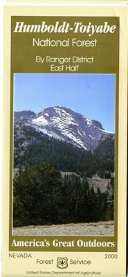 Ely Ranger District--east half (Humboldt-Toiyabe National Forest)