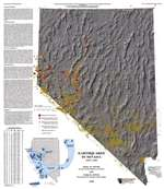Earthquakes in Nevada, 1852-1998 ROLLED--STILL AVAILABLE BUT SUPERSEDED BY MAP 179
