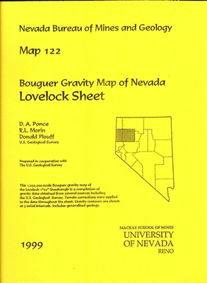bouguer gravity map of nevada lovelock sheet. Black Bedroom Furniture Sets. Home Design Ideas