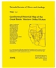 Geothermal potential map of the Great Basin, western United States FULL-SIZE MAP, ROLLED ONLY