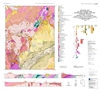 Geologic map of the Flowery Peak quadrangle, Storey and Lyon counties, Nevada [MAP AND TEXT]