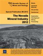 The Nevada mineral industry 2012 [PHOTOCOPY]