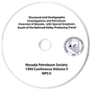 Structural and stratigraphic investigations and petroleum potential of Nevada, with special emphasis south of the Railroad Valley producing trend [CD-ROM]