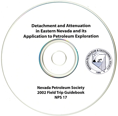 Detachment and attenuation in eastern Nevada and its application to petroleum exploration [CD-ROM ONLY]