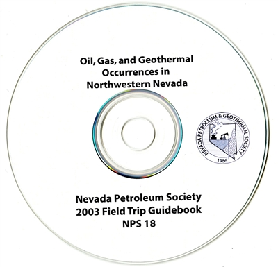 Oil, gas, and geothermal occurrences in northwestern Nevada [CD-ROM]
