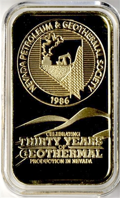 Celebrating thirty years of geothermal production in Nevada: 1985-2015 [MEDALLION]