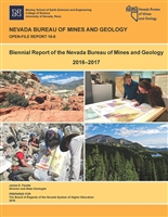 Biennial report of the Nevada Bureau of Mines and Geology, 2016-2017