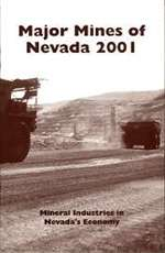 Major mines of Nevada 2001: Mineral industries in Nevada's economy