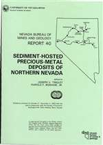 Sediment-hosted precious-metal deposits of northern Nevada