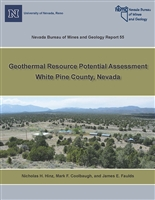 Geothermal resource potential assessment, White Pine County, Nevada [PHOTOCOPY-COLOR]