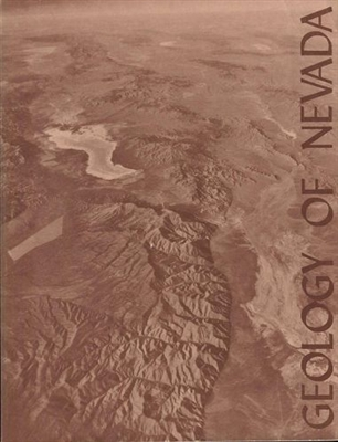 Geology of Nevada, a discussion to accompany the  geologic map of Nevada